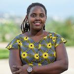 Harriet Kamashanyu Tumusiime, Advisor for Economic Enpowerment